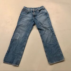 Men's Lucky Brand Dungarees Straight Leg Jeans 33